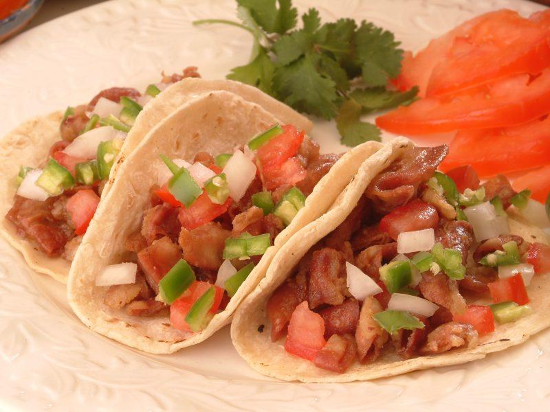 mexican tacos in el paso