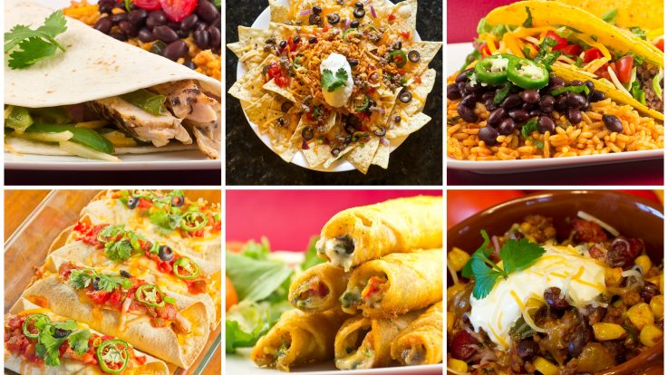 What Various Mexican Food Products Can Be Used For