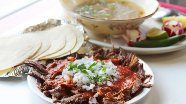 Popular Mexican Meat Dishes