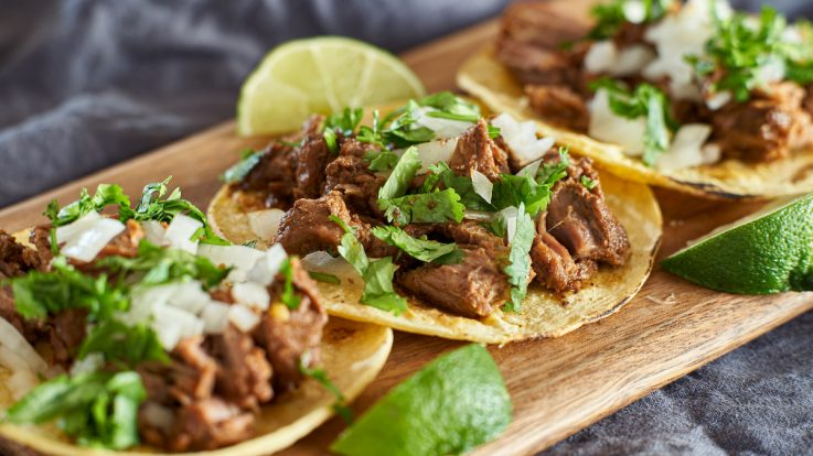 The Secret of the Street Taco and How To Make Them Drop Dead Good